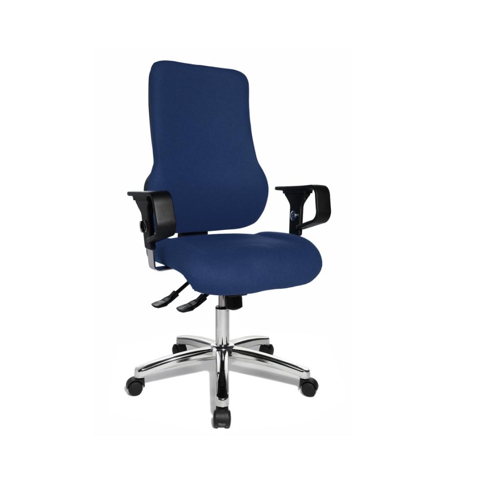 Bürostuhl Topstar Sitness 55 dunkelblau