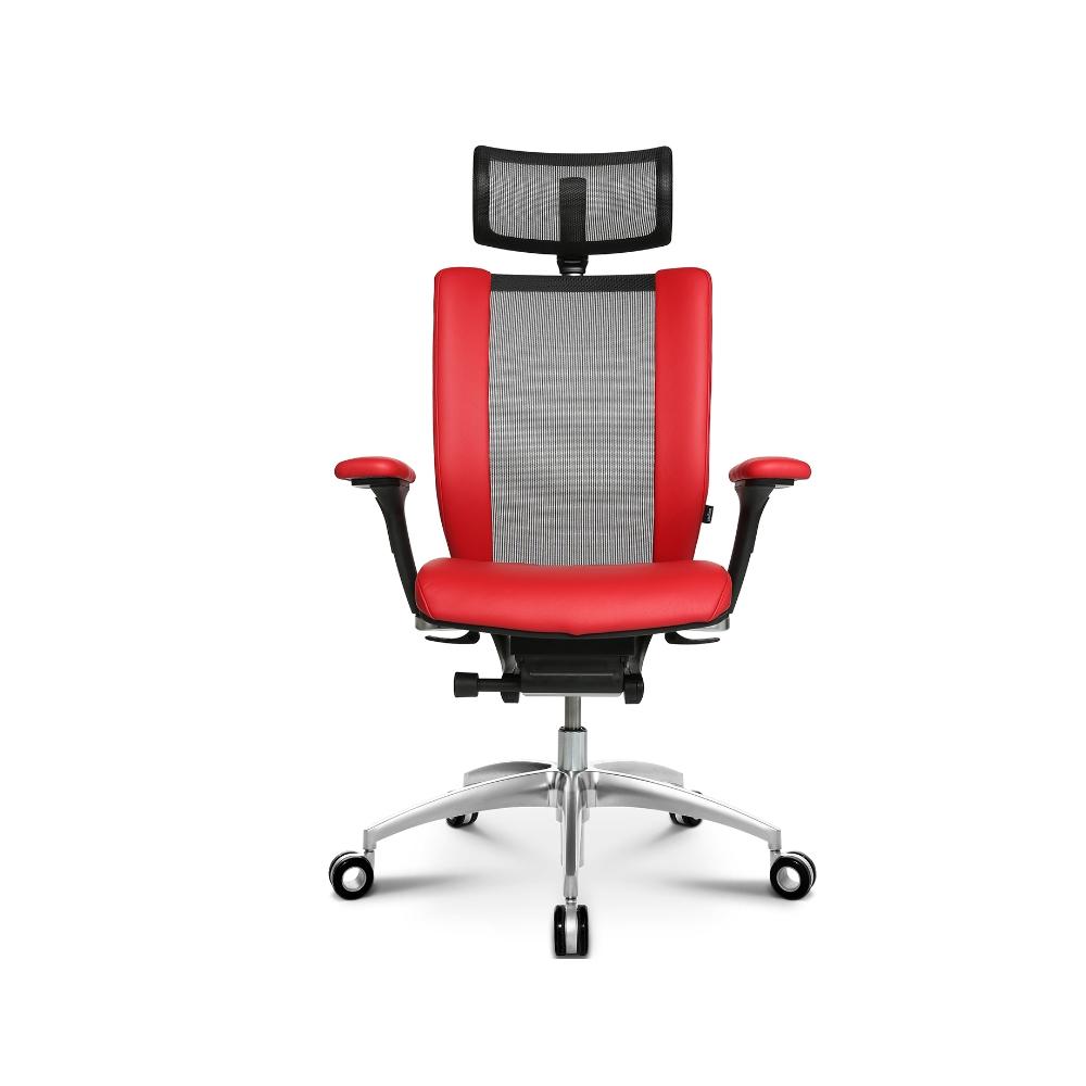 Premium Bürostuhl Wagner Titan Limited rot