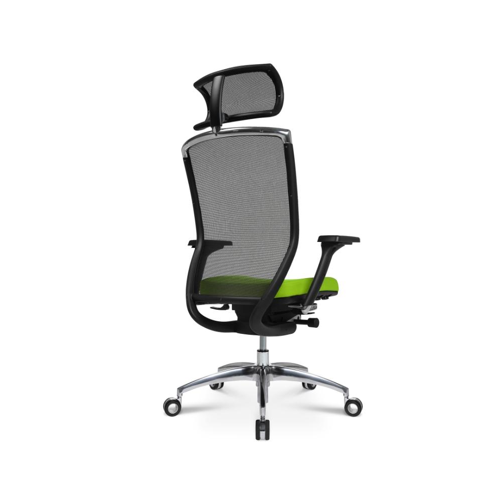 Premium Bürostuhl Wagner Titan 10 neon grün