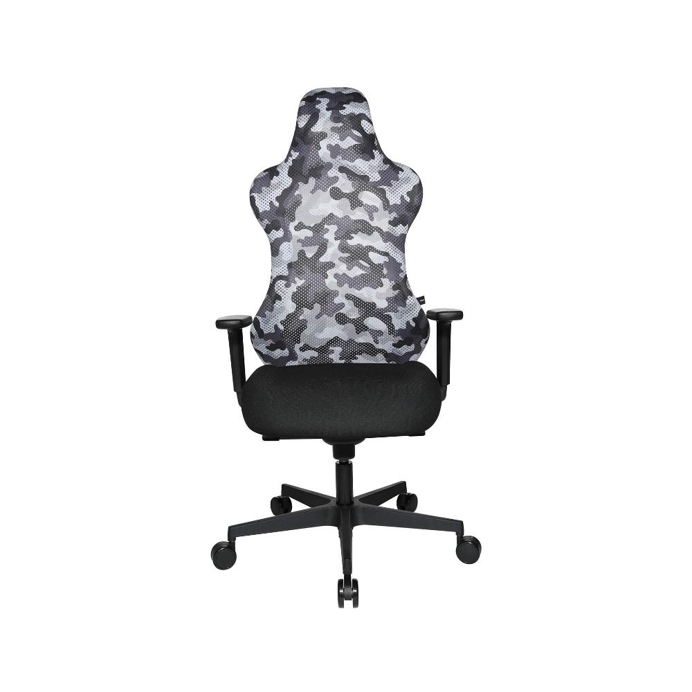 camouflage weiss-grau