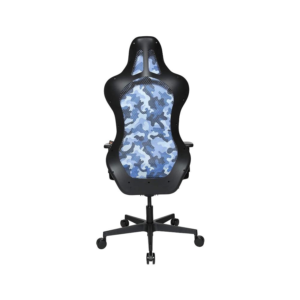 Gaming Stuhl Topstar Sitness RS Sport camouflage blau
