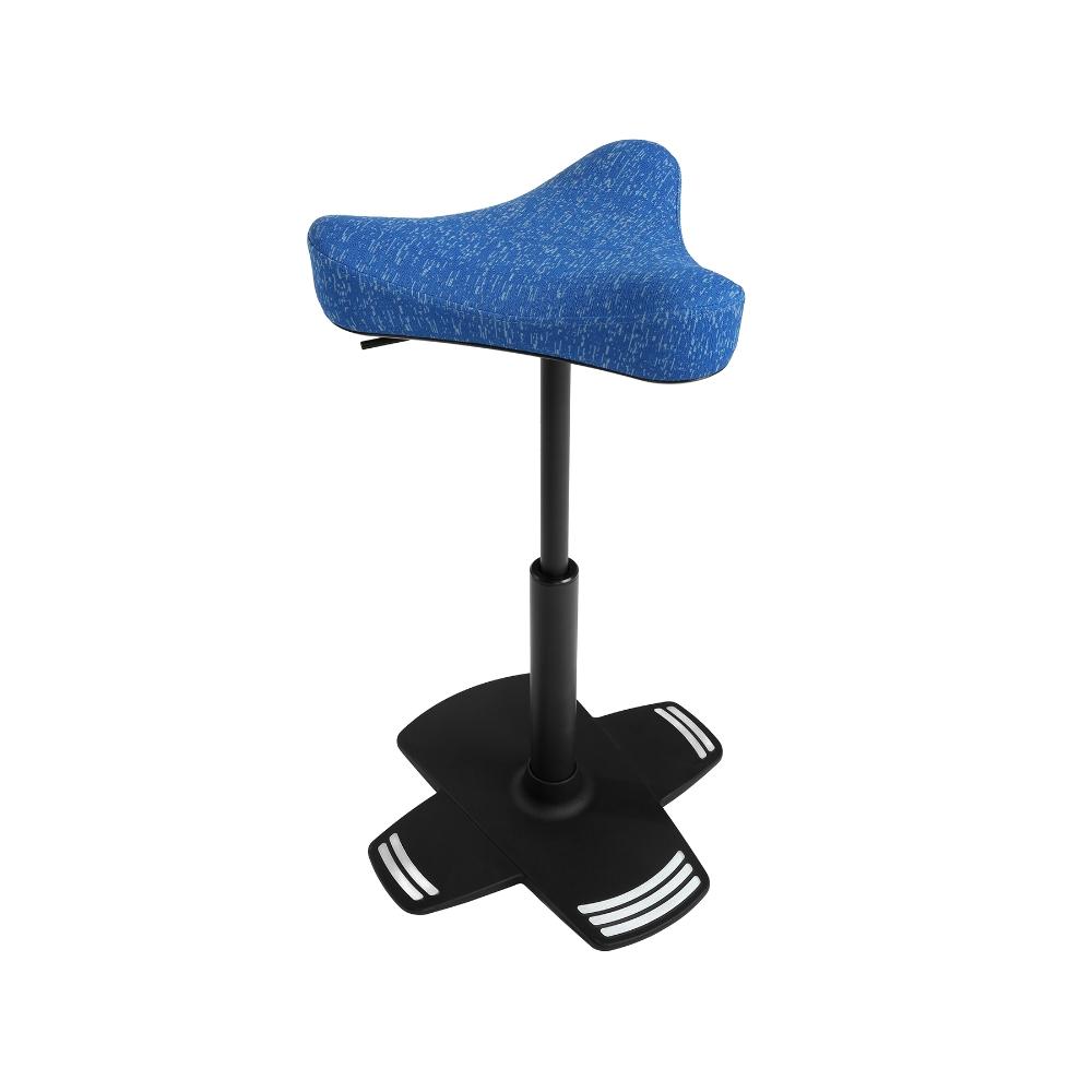 Gaming Hocker Topstar Sitness Falcon blau