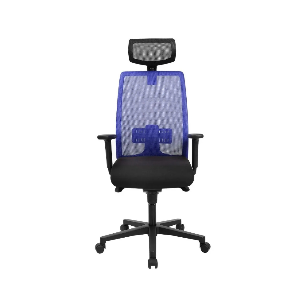 Bürostuhl Living Chair 20 blau