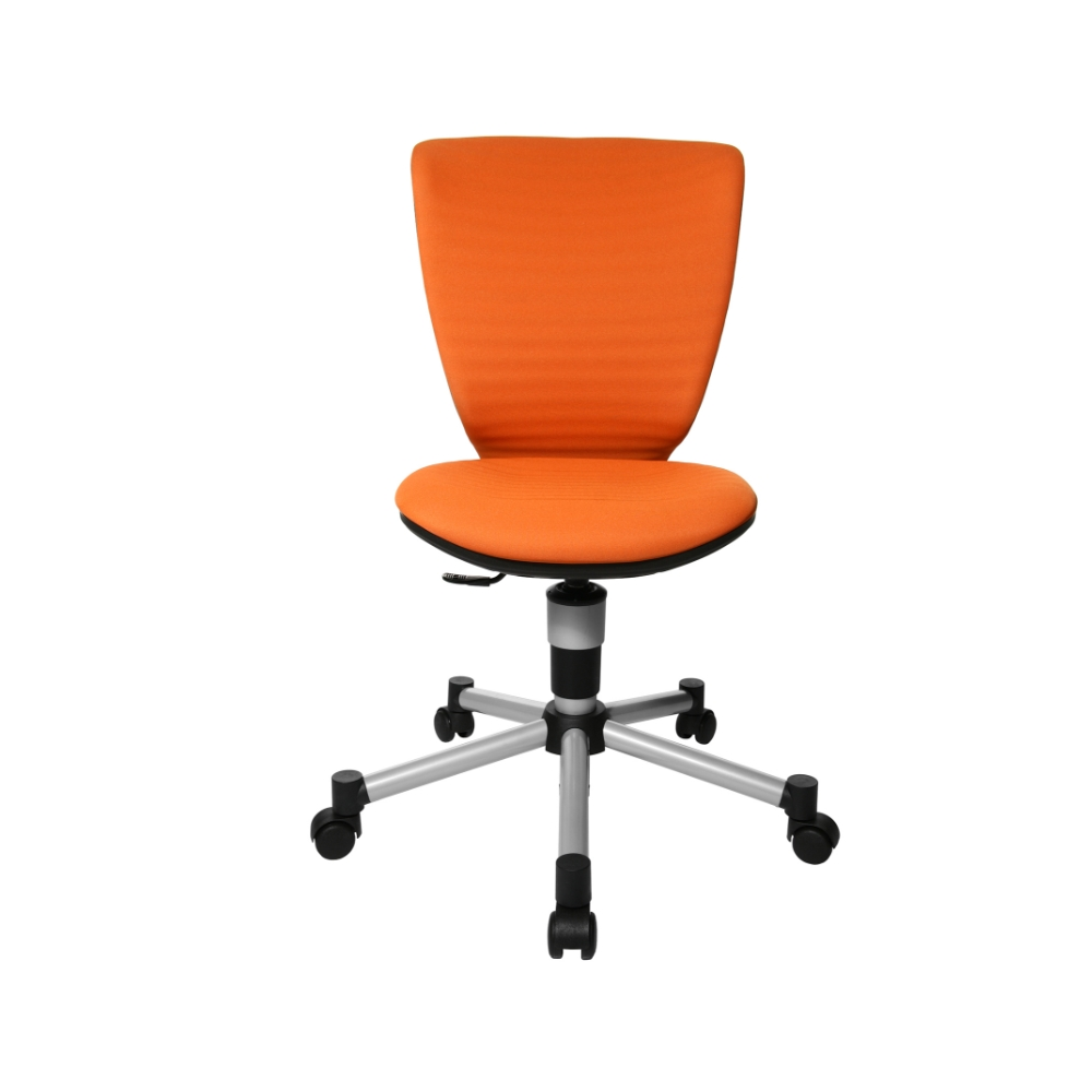 Kinderdrehstuhl Topstar Titan Junior 3D orange