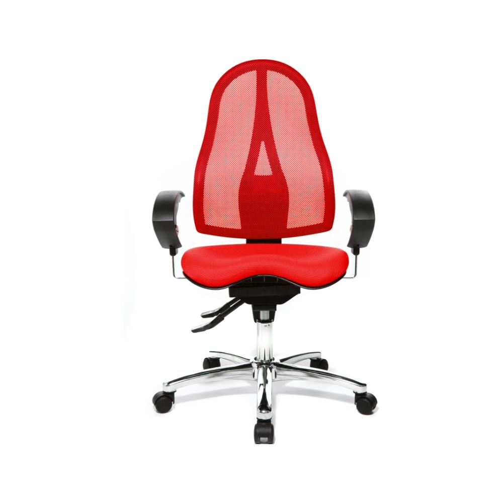 Bürostuhl Topstar Sitness 15 rot