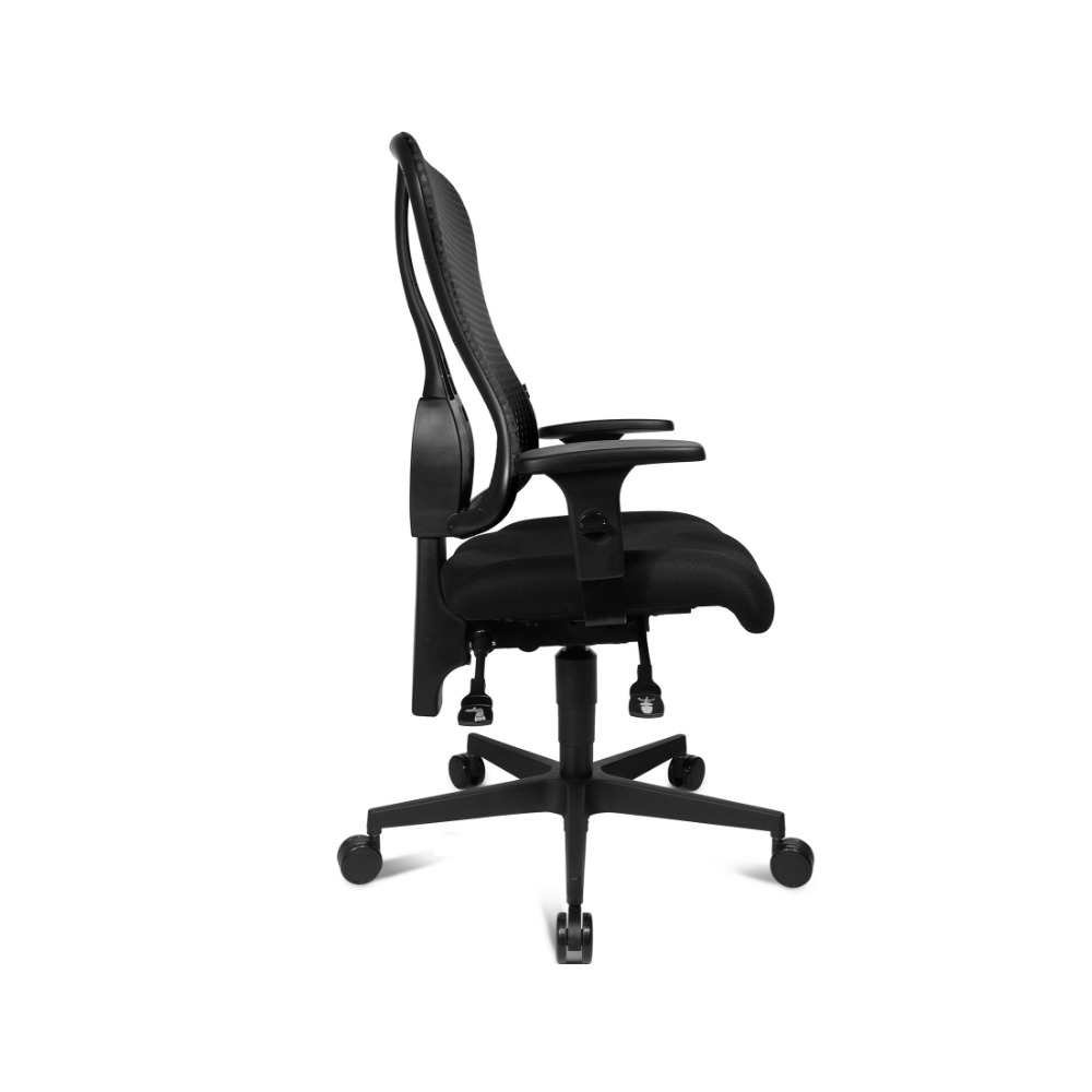 Bürostuhl Topstar Sitness 90 schwarz