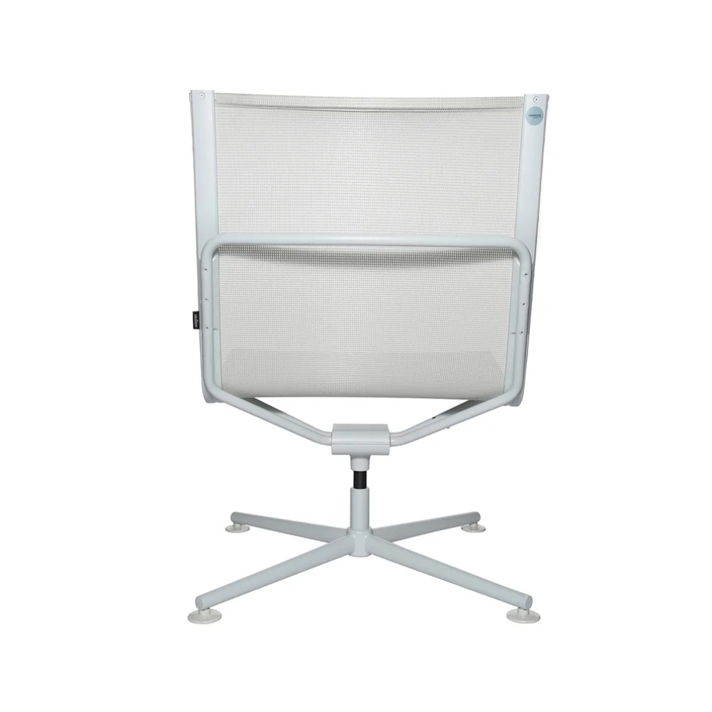 Loungesessel Wagner D1 weiss