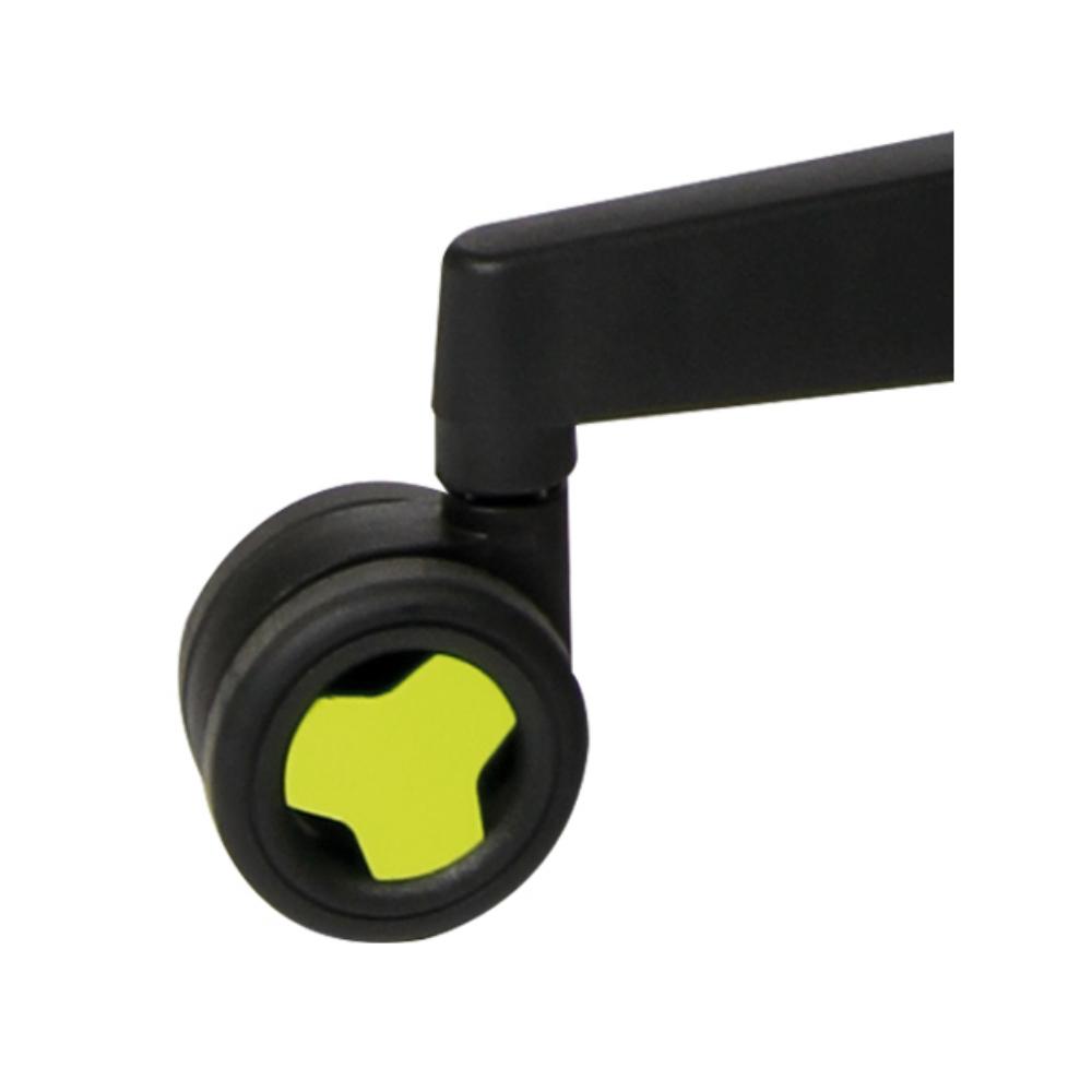 10x Radkappen für Sitness RS grün