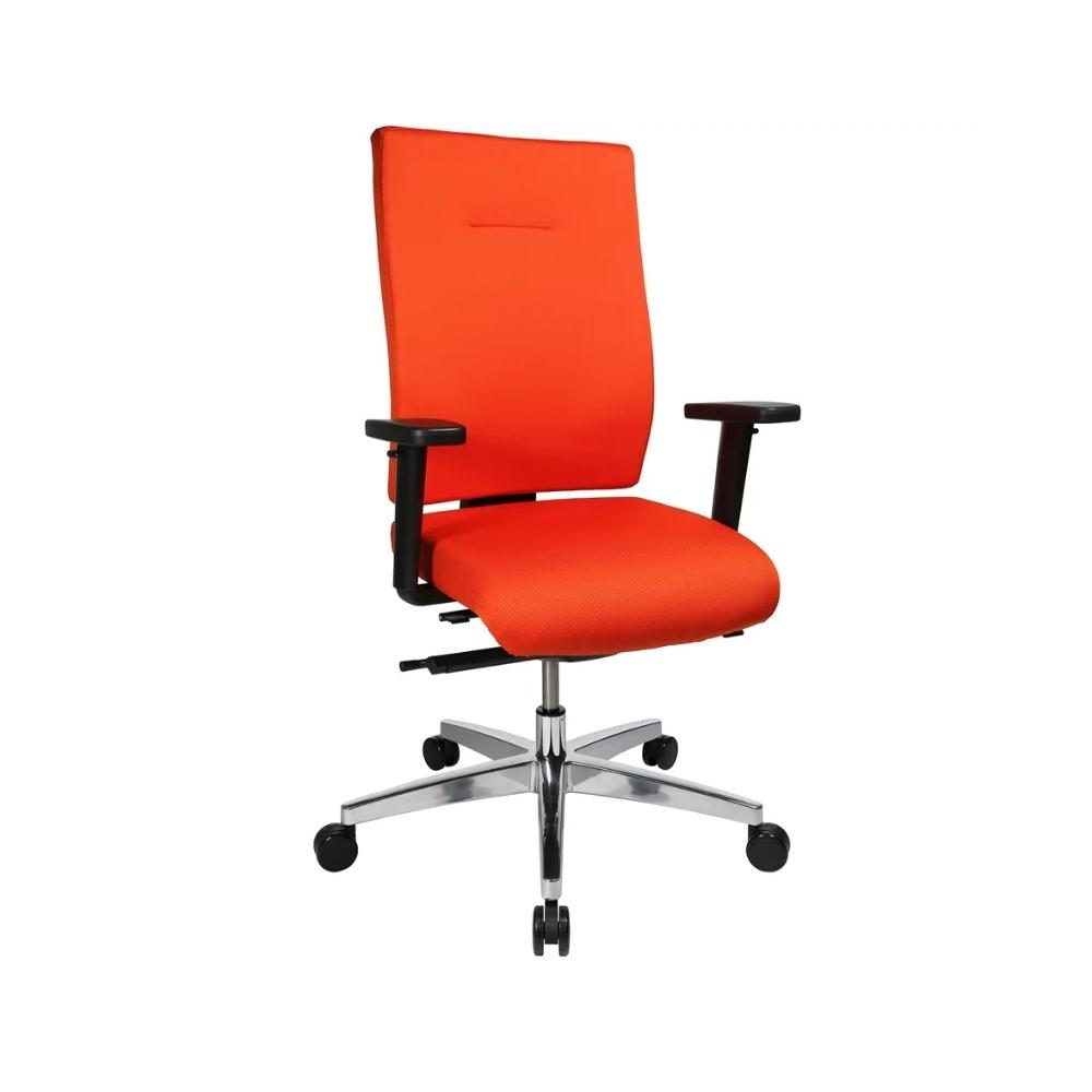 Bürostuhl Topstar Sitness 70 orange