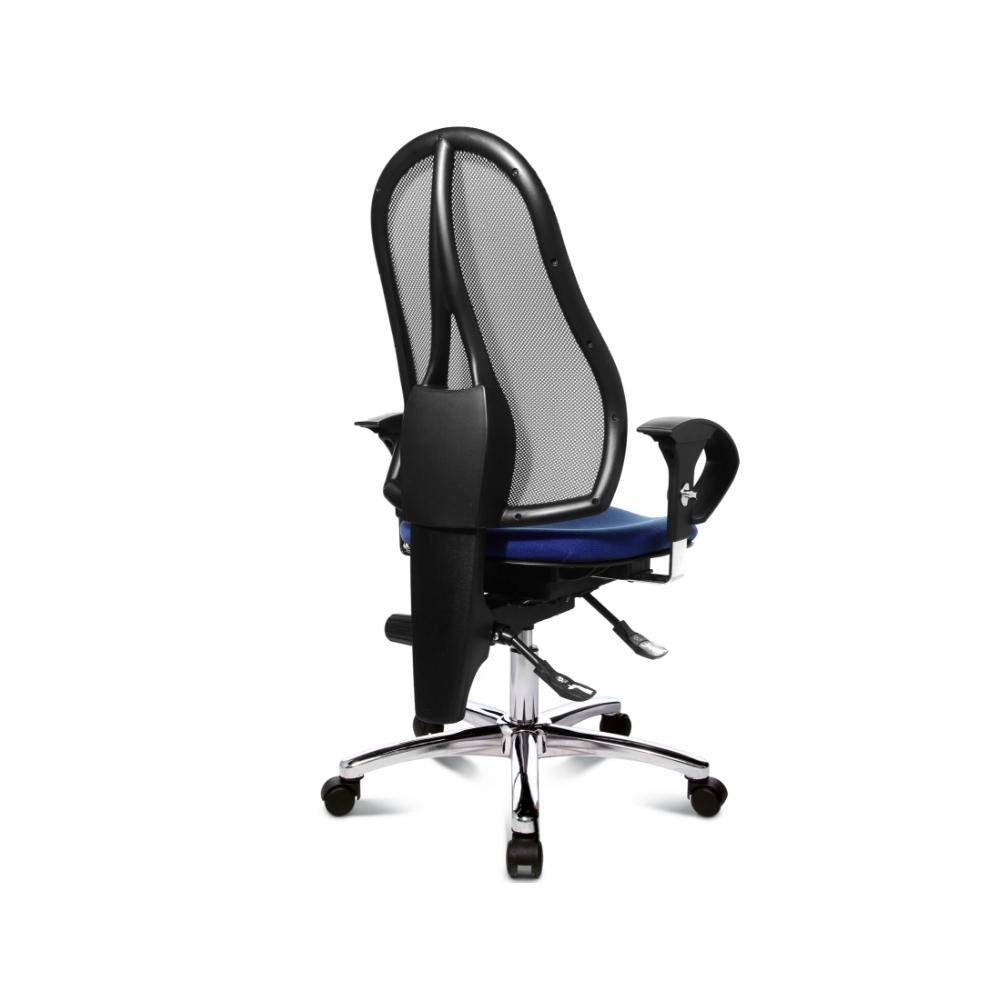 Bürostuhl Topstar Sitness 15 blau