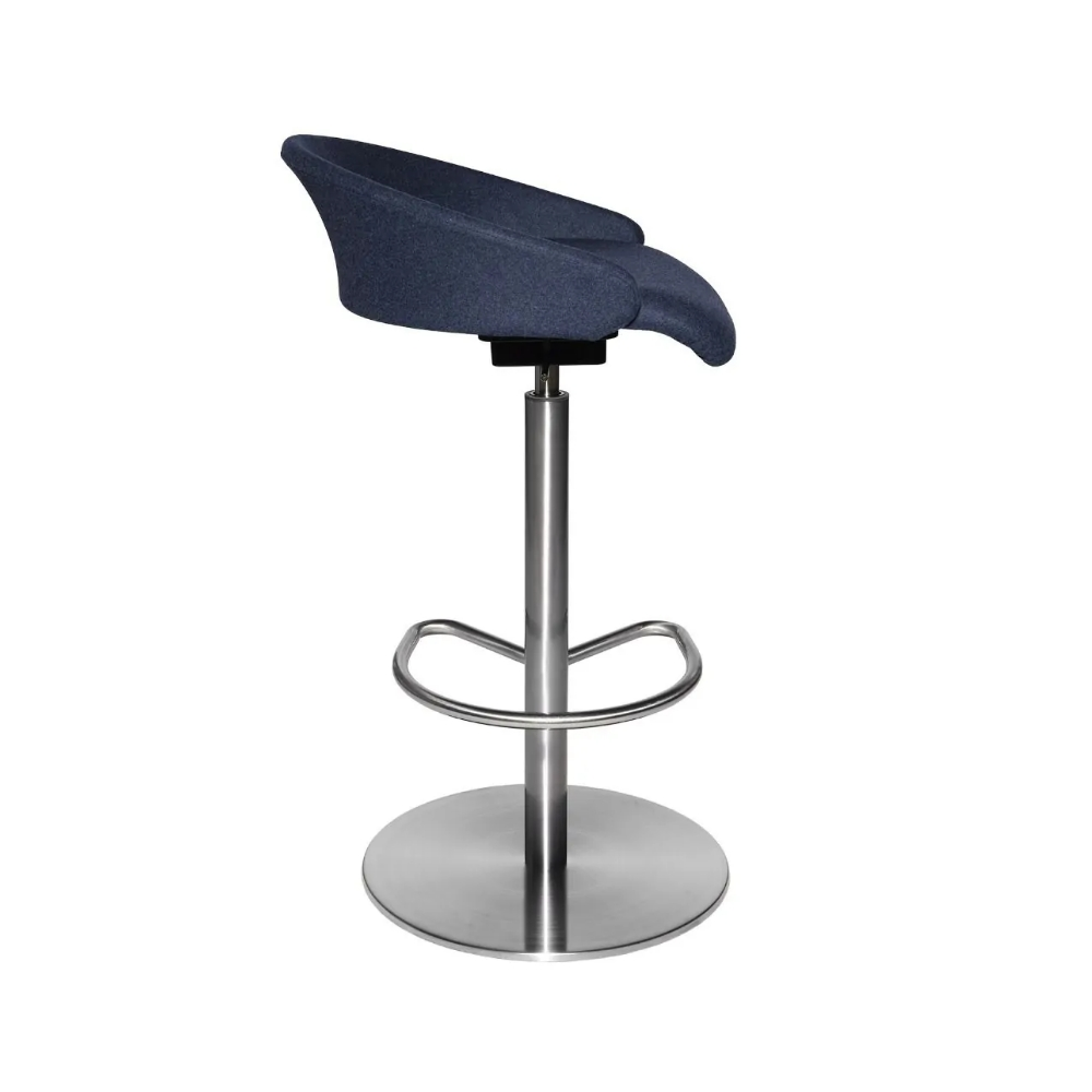 Barhocker Topstar Sitness Home 7.6 - Metall - dunkelblau